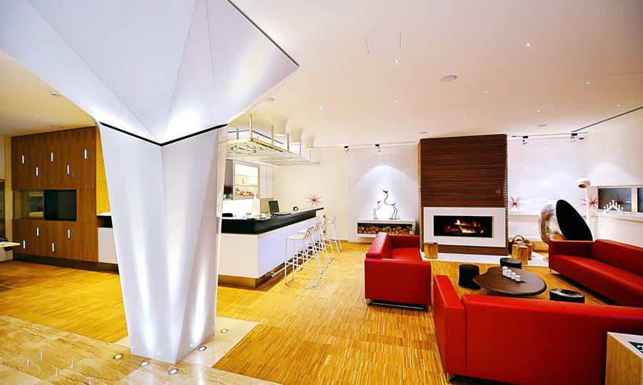 Antonie Hotel - recepce