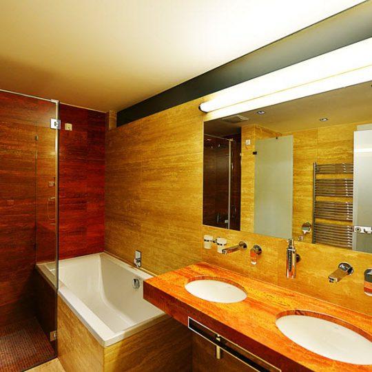 Antonie Hotel - koupelna