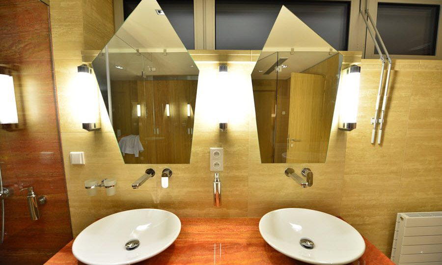 Antonie Hotel - designový pokoj