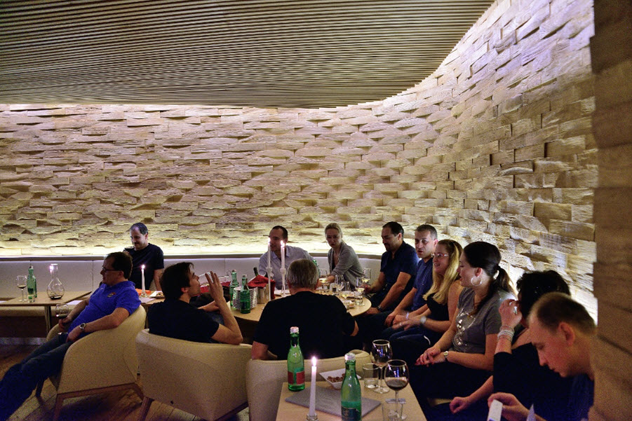 Antonie Hotel - teambuilding