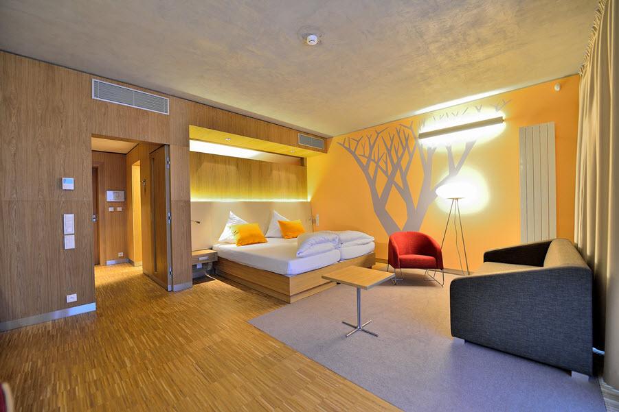 Antonie Hotel - dvoulůžkový pokoj